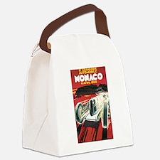 Monaco Grand Prix 1930 Canvas Lunch Bag