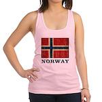 Vintage Norway Racerback Tank Top