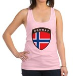 Norway Racerback Tank Top
