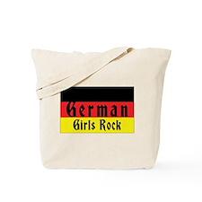 German Girls Rock Tote Bag