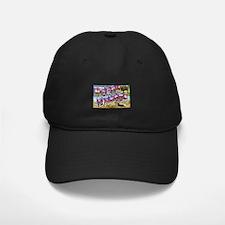 North Dakota Greetings Baseball Hat