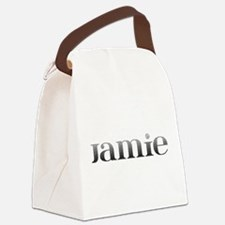 Jamie Canvas Lunch Bag