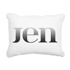 Jen Rectangular Canvas Pillow