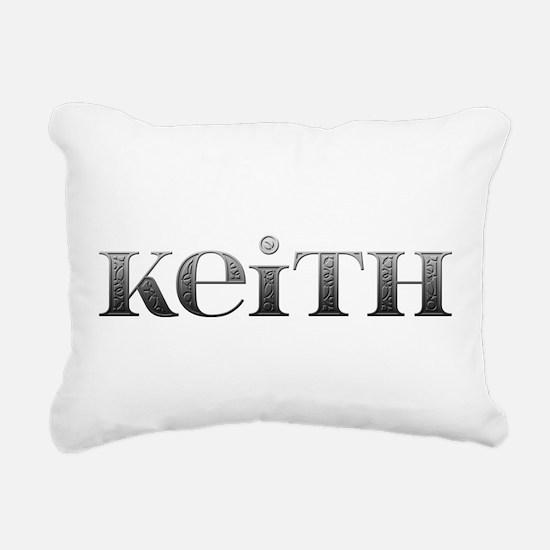 Keith Rectangular Canvas Pillow