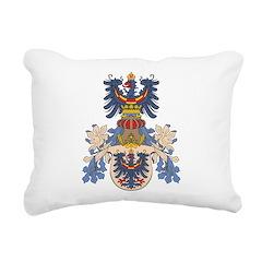 Carniola Coat Of Arms Rectangular Canvas Pillow