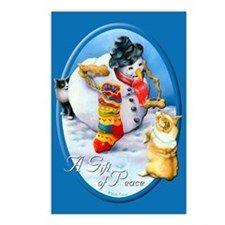 Corgi Postcards (Package of 8)