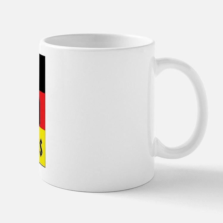 German Girls Kick Ass Mug