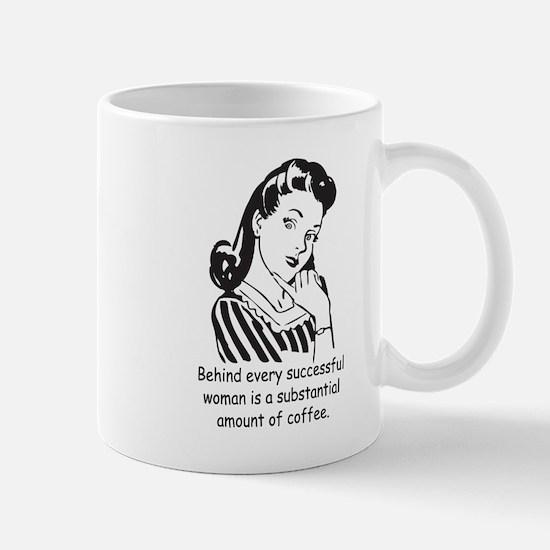 Vintage Housewife Mug