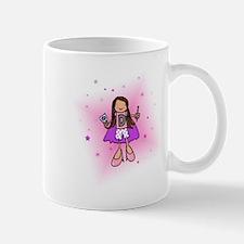 Large D-Woman Mug