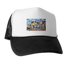South Dakota Greetings Trucker Hat