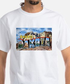South Dakota Greetings (Front) Shirt