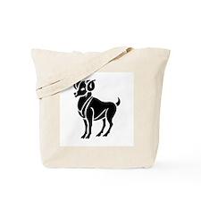 Aries - The Ram Tote Bag