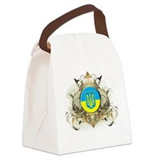 Stylish Ukraine Canvas Lunch Bag