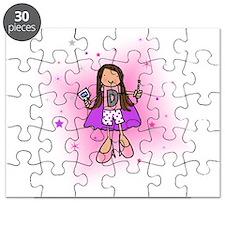 Large D-Woman Puzzle