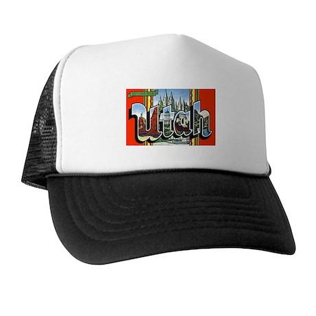 Utah Greetings Trucker Hat