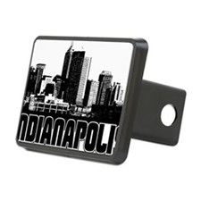 Indianapolis Skyline Hitch Cover