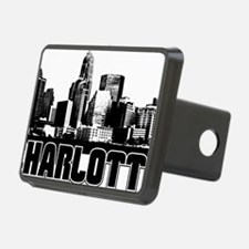 Charlotte Skyline Hitch Cover