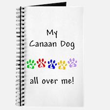 Canaan Dog Walks Journal