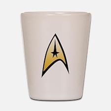 Star Trek Shot Glass