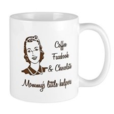 Mommys little Helpers Mug