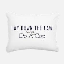 laydown.png Rectangular Canvas Pillow