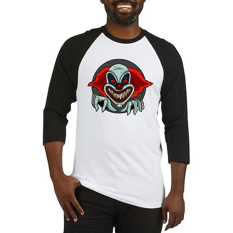 Evil Clown Baseball Jersey