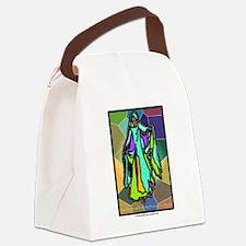 Psalms 30, Joyful Dance Canvas Lunch Bag