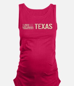 Black Flag: Texas Maternity Tank Top