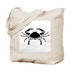 Cancer - The Crab Tote Bag