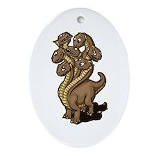 Hydra Ornament (Oval)