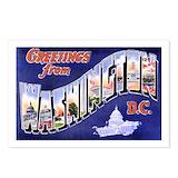Washington d.c Postcards