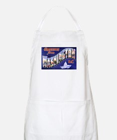 Washington, D.C. Greetings BBQ Apron