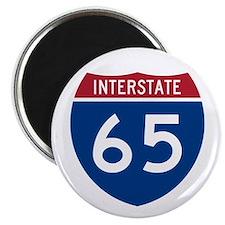 I-65 Highway Magnet
