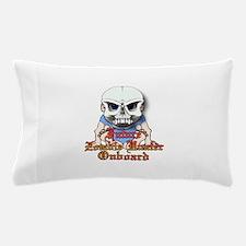 Future zombie hunter Pillow Case