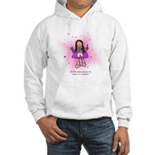 NEVER Underestimate... Hoodie Sweatshirt
