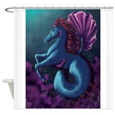 HippoCamp.png Shower Curtain