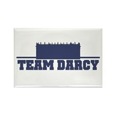 Darcy Rectangle Magnet