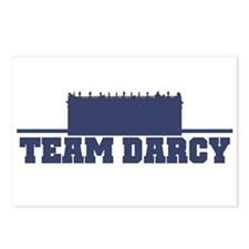 Darcy Postcards (Package of 8)