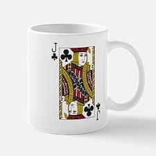 Jack of Clubs Mug