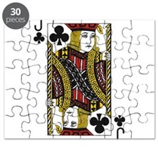Jack of Clubs Puzzle