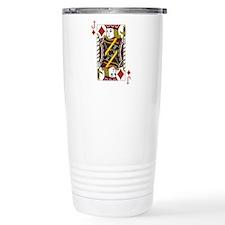 Jack of Diamonds Travel Mug