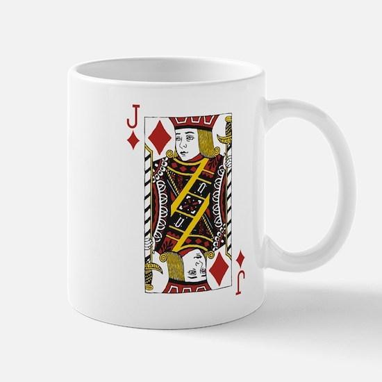 Jack of Diamonds Mug
