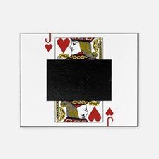 Jack of Hearts Picture Frame