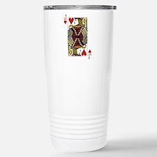 Jack of Hearts Travel Mug