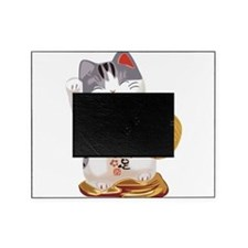 Lucky Cat Picture Frame