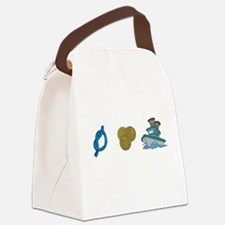 Not Pennys Boat Canvas Lunch Bag