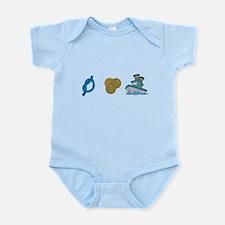 Not Pennys Boat Infant Bodysuit