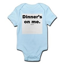 Dinner's on me -  Infant Creeper