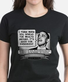 Obama Sez to Spread the Wealth Around Tee