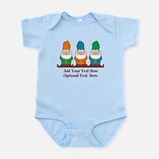 Gnomes Design Infant Bodysuit